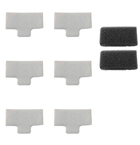 REMstar, M-Series Foam/Ultrafine Kit, CPAP Replacement Filters (2 Foam/6 Ultrafine)