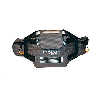 Inogen One G4 Carry Case | Backpack | Hip Bag | for Portable Oxygen Concentrator (Black, Hip Bag)