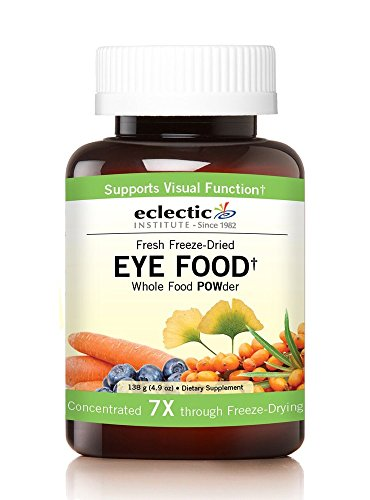 Eclectic Eye Food Freeze Dried Plants, Green, 138 Gram