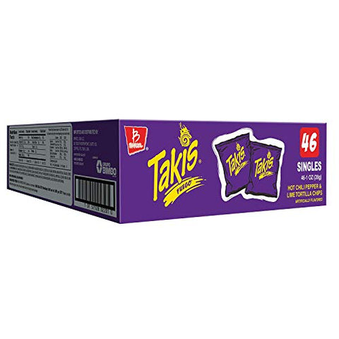 Takis Fuego (1 oz., 46 pk.) pack of 2