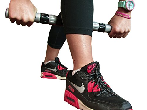 Elite Massage Muscle Roller Stick For Runners   Fast Muscle Relief From Sore And Tight Leg Muscles A