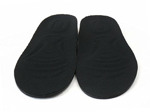 0.8 Inch Black Or White Height Increase Elevator Shoes Insoles For Men And Women That Increase Heigh