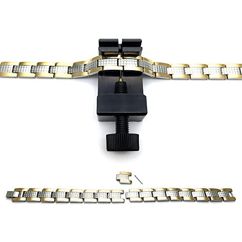 Coolsteelandbeyond Link Bracelet For Women Stainless Steelï¼? Free Link Removal Tool