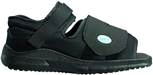 Darco Med-Surg Post Operative Shoe-Women Large Black