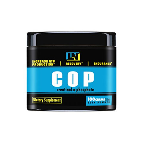 LiveLong Nutrition Creatinol-O-Phosphate CoP 100 g.3 Pound