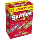 Image of Skittles Variety Pack, 34 ct.