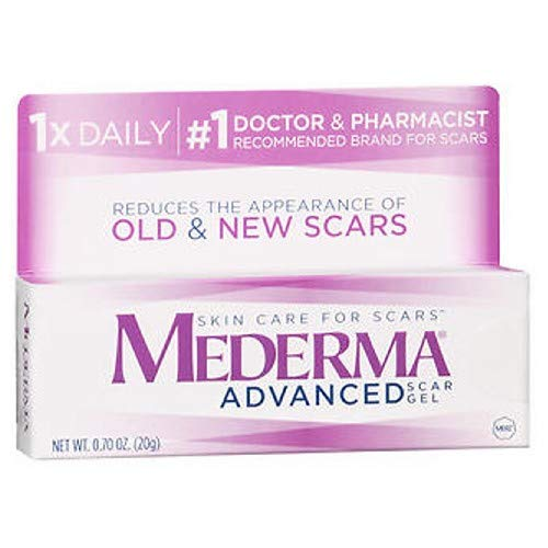 Mederma Advanced Skin Care Gel 20 g (4 pack)