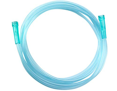 Replacement_Oxygen Tubing_Kink Resistant Oxygen Supply Tubing - 25' Blue, Pack of 2