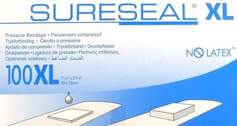 SureSeal Bandages X-Large - No Latex (85200)