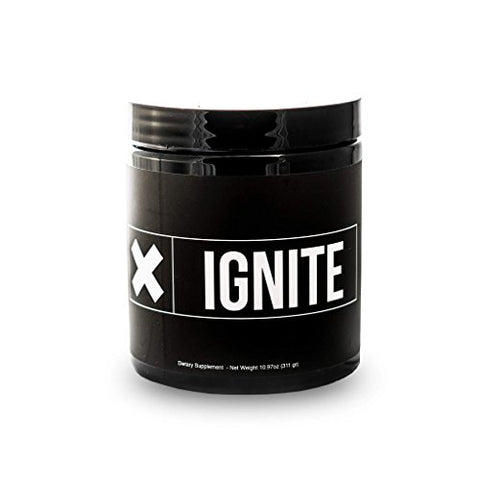 Xwerks Ignite - Pre-Workout Supplement - Green Apple 30 Servings