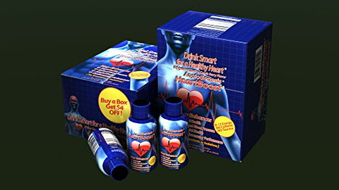 Heart Boost Liquid Vitamin/Supplement with Natural Ingredients That are clinically Proven to Promote Optimal Health