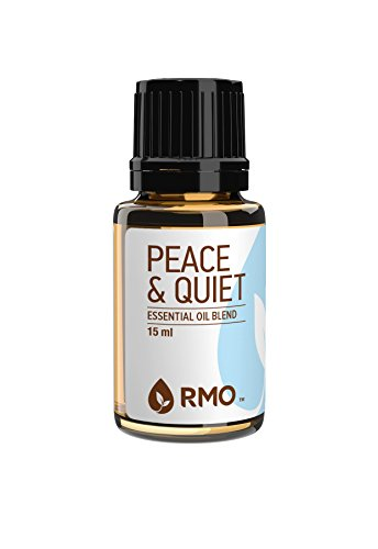 Rocky Mountain Oils Peace And Quiet Essential Oil Blend 15ml   100% Pure Essential Oils
