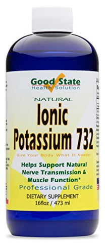 Good State Liquid Ionic Potassium 732 Supplement