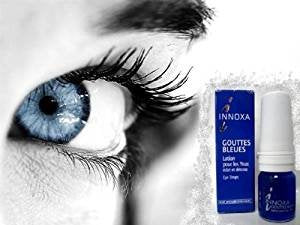Innoxa French Blue Eye Drops Gouttes Bleues 10ml Personal Healthcare / Health Care