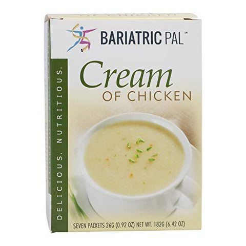 BariatricPal Protein Soup - Cream of Chicken