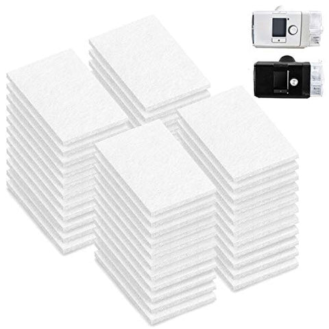 44PCS CPAP Filters for Airsense 10, HEPA Filter for Resmed Airsense 10 Machine, Supplies Filters for Resmed 10, S9/S10 Machine, HEPA Filters for Resmed S9 Airsense Device