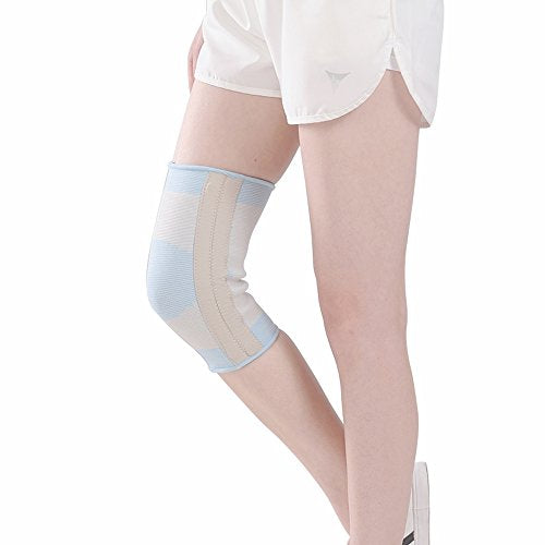 Medical Knee Support Brace Ober Kneecap Joint Belt Knee Pads Sports Protection kneepads Relief Pain Stabiliser Meniscus Injury Soften Patellar Tendinitis (M)