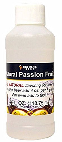 Brewer's Best Natural Fruit Flavoring-Passionfruit
