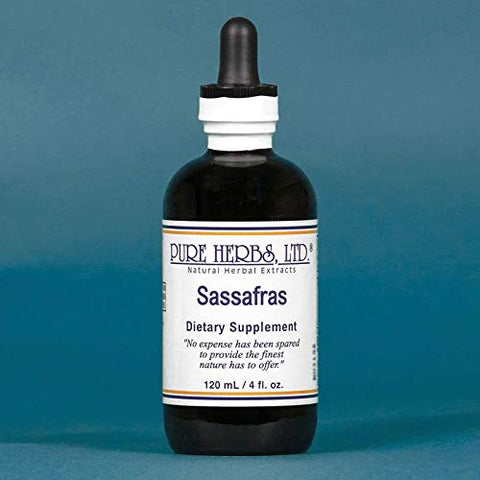 Pure Herbs, Ltd. Sassafras (4 oz.)
