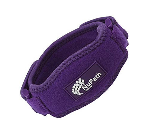 !!Clearance!! (3-Pack) Tennis Elbow Brace for Tennis Elbow Pain (Purple)