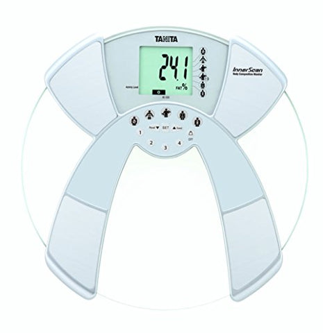 Tanita Bc 533 Glass Innerscan Body Composition Monitor