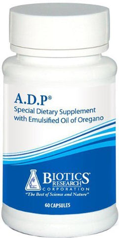 Biotics Research A.D.P. Digestive Formula   60 Tablets