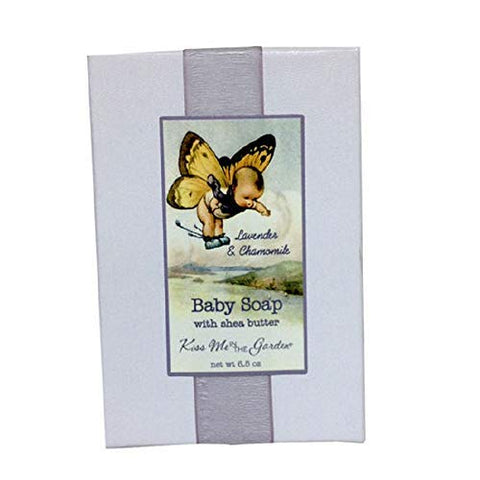 Kiss Me in The Garden - Baby Collection - Baby Bar Soap 6.5 OZ - Item# Kiss00013