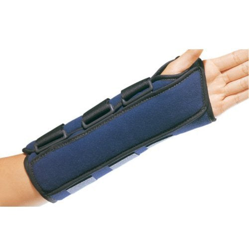 "DJO 79-87060 Procare Deluxe Wrist/Forearm Support, Left, Universal, 9"" Size, 10"" Length"
