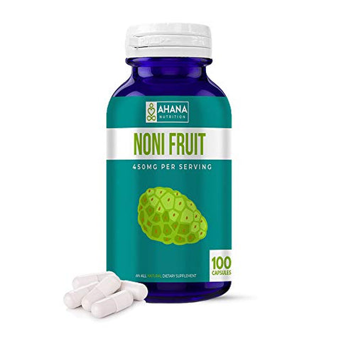 Noni Fruit Capsules By Ahana Nutrition â??Noni Supplement To Support The Immune System And Skin Heal