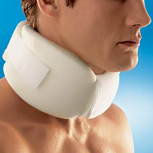 Futuro Soft Cervical Collar, Moderate Support, Adjust to Fit, White