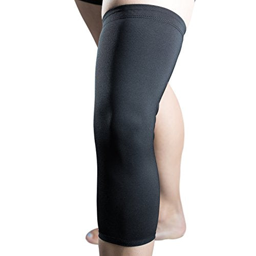 DonJoy Reaction Compression Support: Knee Brace Undersleeve, Small