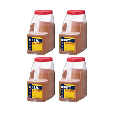 OLD BAY Seasoning, 7.5 lb (Original (4 pack)