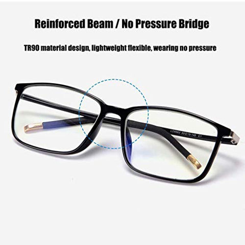 Reading Glasses Male, Anti-Radiation, Anti-Blue, Fatigue, High-Definition, Ultra-Light Elderly 100 150 350  Old Age Female - HD Coating