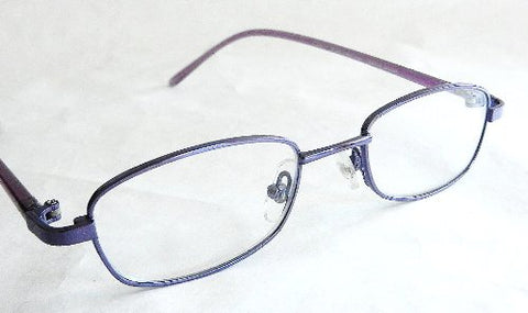 (2 PACK) Foster Grant +1.75 Violet Wire Frame Reading Glasses (166) by Foster Grant