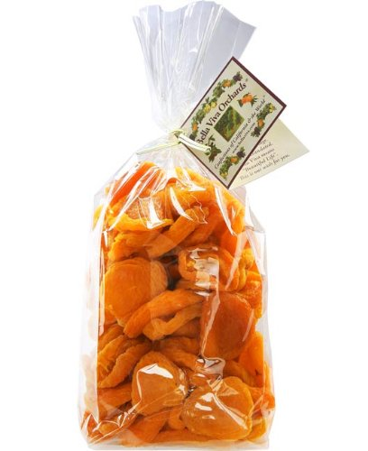 Tangy California Apricots, 1lb