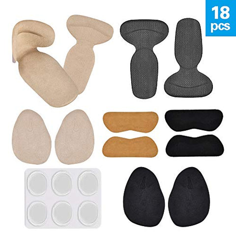 High Heel Pads, Women Men Ball Of Foot Pads Foot Protection Anti Slip Shoe Cushion All Day Footã'â P