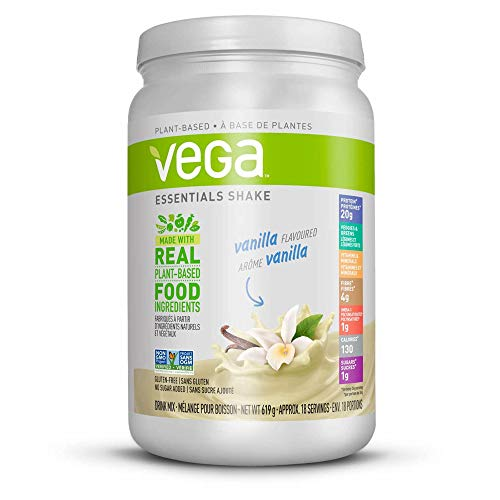 Vega Essentials Vanilla Shake, 21.83 oz.ES