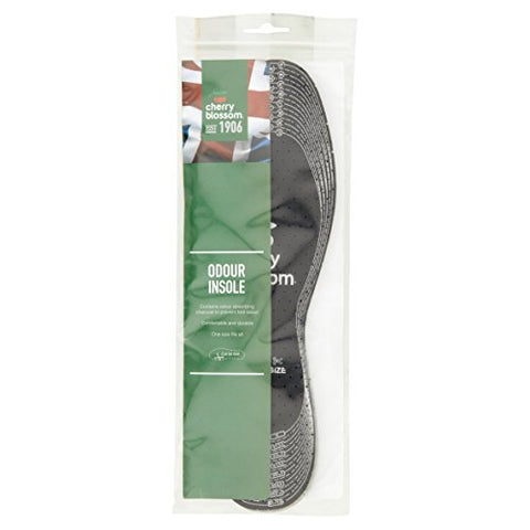 Cherry Blossom Odor Control Insole / Cut to size / High Performance Odor Control