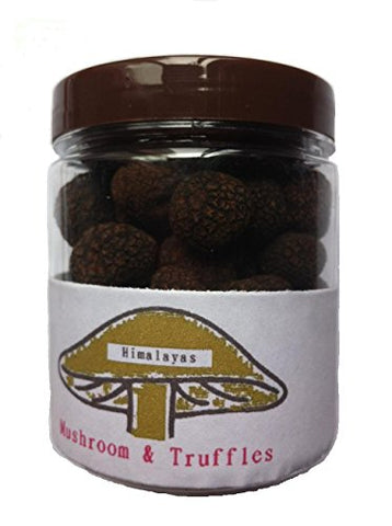 Black Whole Truffle in Jar Dried 100 Gram
