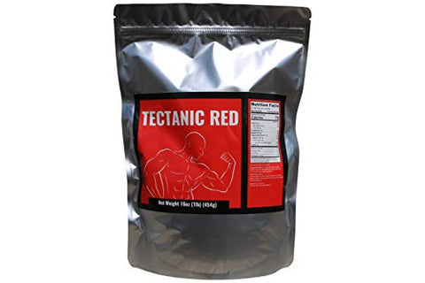 Tectanic Red Pre-Workout