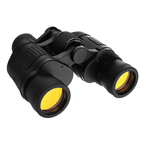 youeneom 60X60 Binoculars for Adult Compact Durable,roof Prism Clarity 3000M,Best for Spotting,Hunting,Hiking and Birdwatching 950089 (Black)