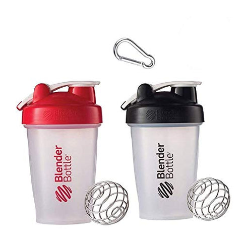 Classic Blender Bottle With Stainless Steel Wire Whisk Ball   The Worldã¢â€â™S Best Selling And Orig