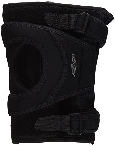 DonJoy Tru-Pull Lite Knee Support Brace: Left Leg, Large