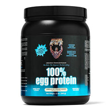 Healthy 'n Fit 100% Egg Protein 12 -Ounce Bottle Vanilla, Tub