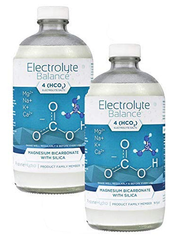 Electrolyte Supplement By Live Pristine â?? Electrolyte Supplement With Magnesium Bicarbonate And Sil