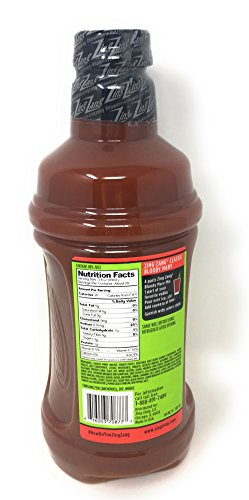 Zing Zang Bloody Mary Mix in 59.2 Fluid Ounce Bottle (Pack of Three Bottles)