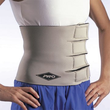Pro Orthopedic #200 Low Back Support Belt, Large