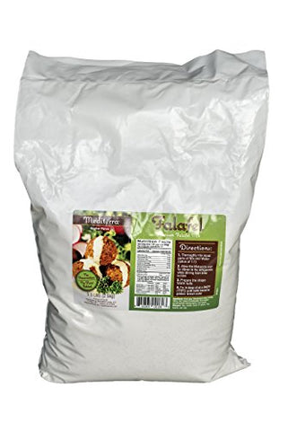 Premium Falafel Mix (5.5 LB - yields 325 balls OR 35 Waffles)