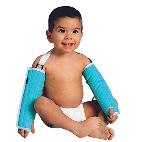 Pedi-Wrap, Pediatric Arm Immobilizer with Thumbhole (XL-n)