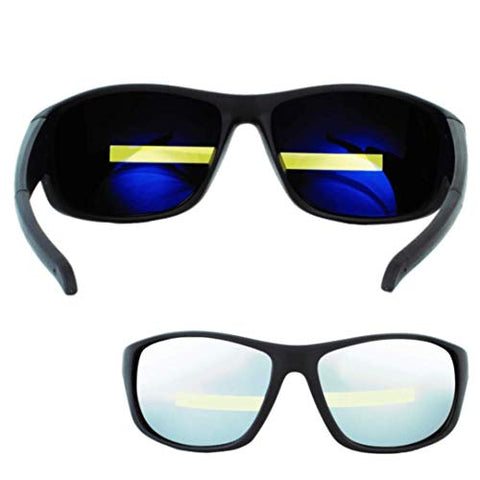 At Ease Therapeutic Glasses For Anxiety, Focus, Gaming, Relaxation, Sleep, Mental Performance & Welln